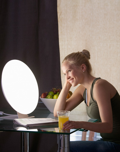 INNOSOL Rondo Bright Light - Bright Light Therapy for SAD