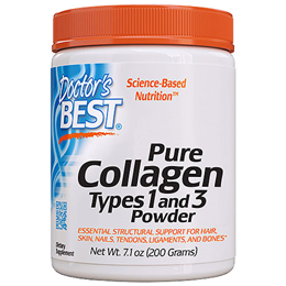 Doctors Best Collagen Types 1 and 3 - 200g Powder