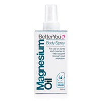 BetterYou Magnesium Oil Original Spray - 100ml
