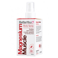 BetterYou Magnesium Oil Sports Spray - 100ml
