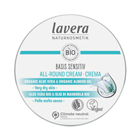 lavera Organic Basis Sensitive All-Round Cream - 150ml