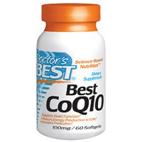 Co-Enzyme Q10 - 60 x 100mg Softgels