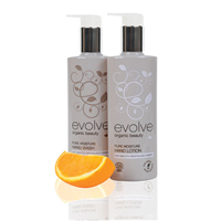 evolve Organic Perfect Partners Handcare Duo -2 x 200ml