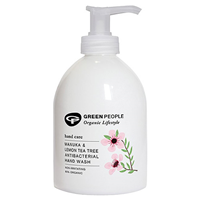 Green People Organic Anti-Bacterial Hand Wash - 300ml