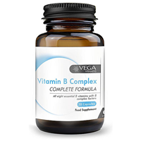 Vega Nutritionals Vitamin B Complex - 120 Vegicaps