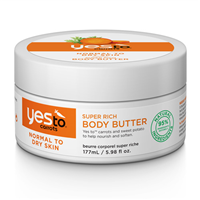 Yes To Carrots - Super Rich Body Butter - 177ml
