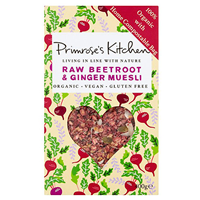 Beetroot and Ginger Muesli - 400g