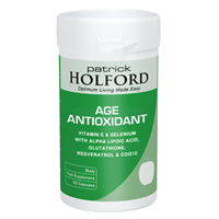 AGE Antioxidant - Mixed Antioxidants - 60 Vegicaps