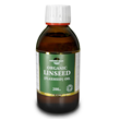 Natures Own Organic Linseed Oil - Flaxseed - 200ml
