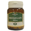 Natures Own Bromelain - 50 x 100mg Tablets