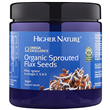 Omega Excellence Organic Sprouted Flax Seeds -250g