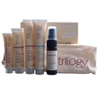 Trilogy Travellers -  5 miniature skin care products in a travel bag