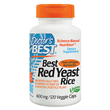 Best Red Yeast Rice - 120 x 600mg Vegicaps