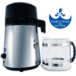 Naturalife Fresh & Pure Turbo Water Distiller with Jug