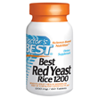 Best Red Yeast Rice 1200 - 60 x 1200mg Tablets