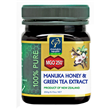 MGO 250+ Manuka Honey + Green Tea - UMF 15+ - 250g