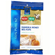 MGO 400+ Manuka Honey Bee-Pops - Lollies - 100g