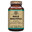 Solgar Male Multiple Vitamin & Mineral - 120 Tablets
