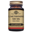Solgar L-Methionine - Amino Acid - 30 x 500mg Vegicaps
