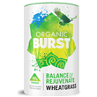 Organic Burst Wheatgrass - 60g Powder x 2 Pack