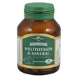 Natures Own Food State Multi Vitamin - 60 Tablets