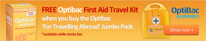 OptiBac 2015-06 Travel First Aid - Travel
