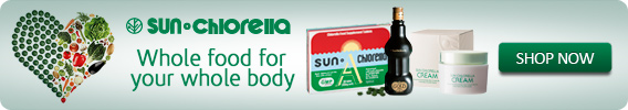 Sun Chlorella - Super Foods