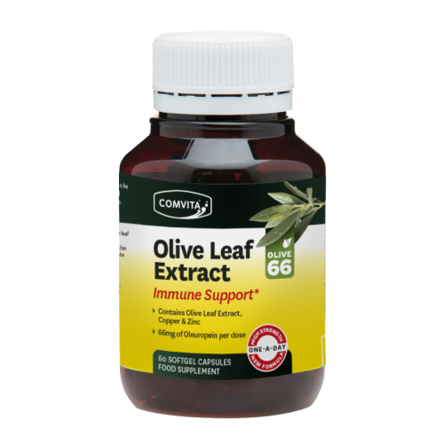 how to take olive leaf extract capsules