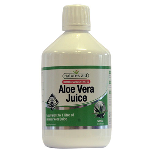 Concentrated aloe