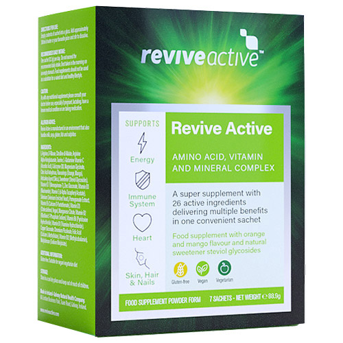 Revive Active Health Food Supplement 7 Sachets Bodykind