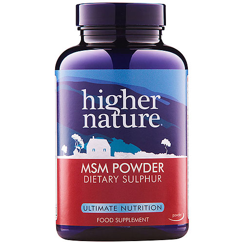 Higher Nature Msm Review