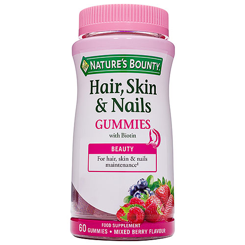 Nature S Bounty Hair Skin And Nails Brasil