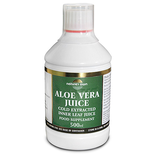 Aloe Vera Juice The Magic Potion