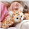 Aroma Home Pillow Friendz Standing - Brown Owl