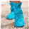 Aroma Home Feet Warmers - Printed - Turquoise
