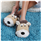 Aroma Home Fuzzy Slippers - Dog