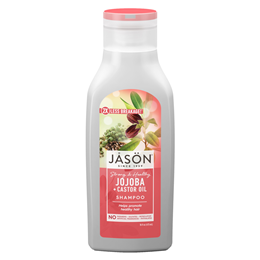 Jason Long & Strong Jojoba Shampoo - 473ml