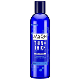 Jason Thin to Thick Extra Volume Shampoo - 240ml