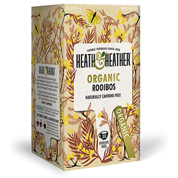 Heath & Heather Organic Rooibos - 20 Bags