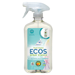 ECOS Spray Starch - For Ironing - 500ml