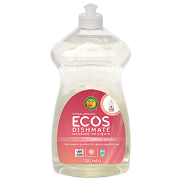 Earth Friendly Products ECOS Grapefruit Washing-Up Liquid - 750ml