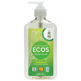 Earth Friendly Products Hand Soap - Lemongrass - 500ml