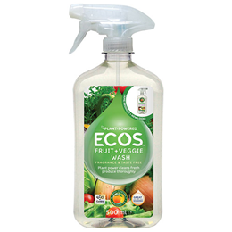 Earth Friendly Products Fruit & Veg Wash - 500ml