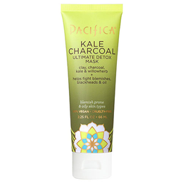 Pacifica Kale Charcoal Ultimate Detox Mask - 66ml