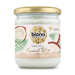 Biona Organic Original Coconut Bliss - Coconut Butter - 400g