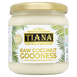 TIANA Fair Trade Organics Raw Coconut Goodness - 350g