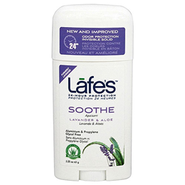 Lafe`s Twist Stick Soothe Deodorant with Lavender and Aloe - 63g