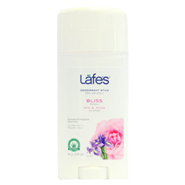 Lafe`s Twist Stick Bliss Deodorant with Iris and Rose - 64g
