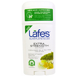 Lafe`s Twist Stick Extra Strength with Coriander Oil and Tea Tree -63g