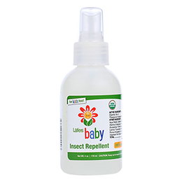 Lafe`s Organic Baby Insect Repellent - 118ml